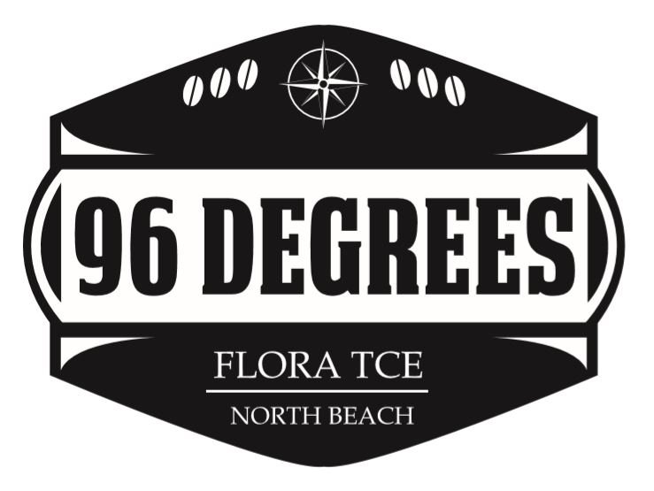 96 Degrees Logo