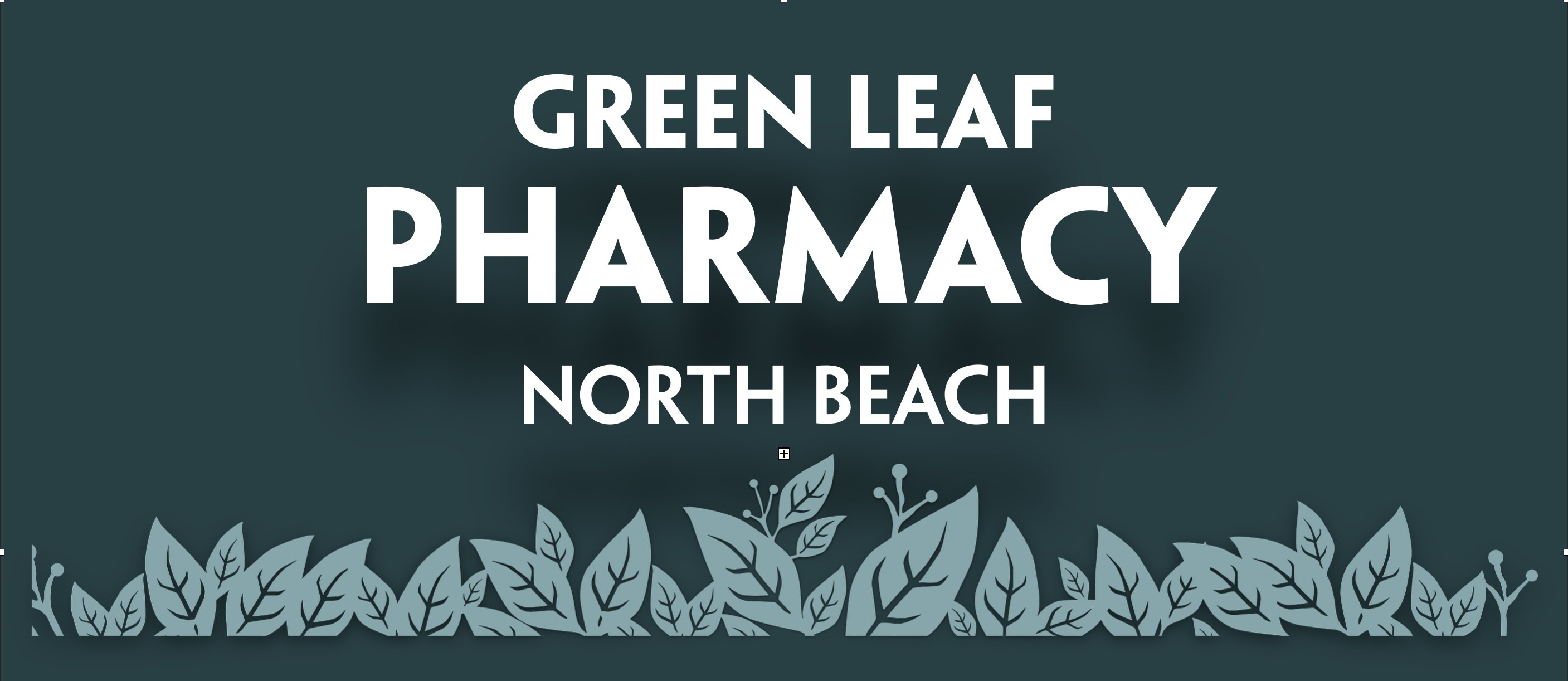 Green Leaf Pharmacy Logo