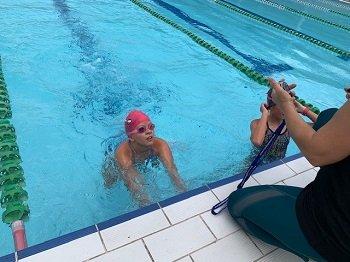 Senior Swimming Trials