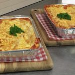 Healthy takeaway family meals from the school canteen!