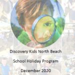 Discovery Kids Holiday Program 20/21