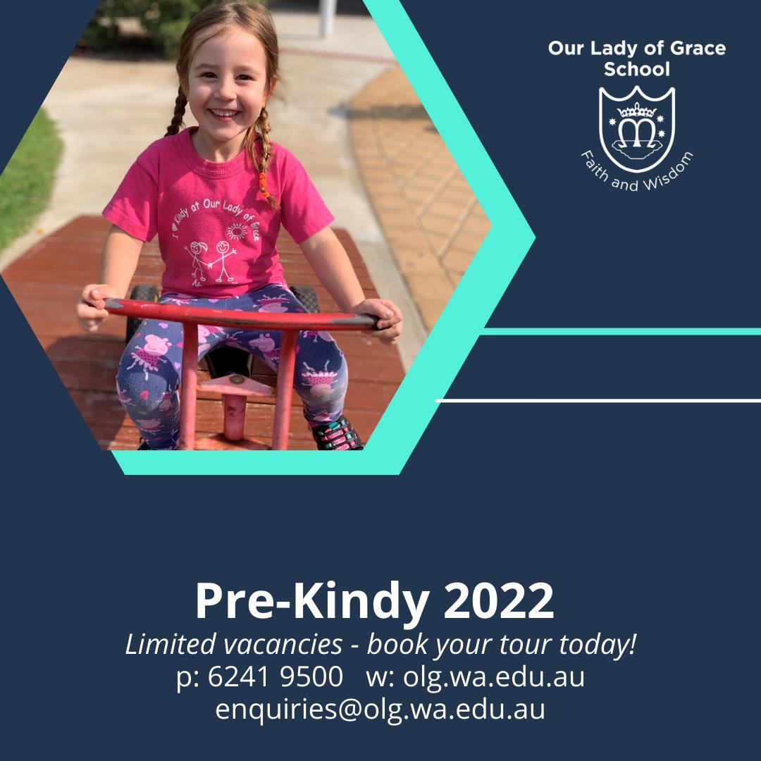 Pre-Kindy 2022